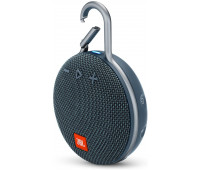 JBL Clip 3 Portable Waterproof Wireless Bluetooth Speaker - Blue