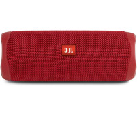 JBL FLIP 5 Waterproof Portable Bluetooth Speaker - Red