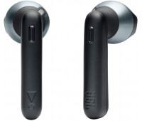 JBL T220 True Wireless in-Ear Headphones with Pure Bass - Black