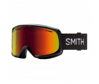 Smith Optics - Drift Red Sol-X Mirror Goggles - Black