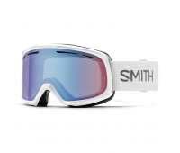 Smith Optics - Drift Blue Sensor Mirror Goggles - White