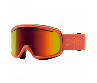Smith Optics - Range Red Sol-X Mirror Goggles - Burnt Orange