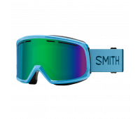 Smith Optics - Range Green Sol-X Mirror Goggles - Snorkel