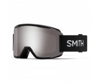 Smith Optics - Squad Chromapop Sun Platinum Mirror Goggles - Black