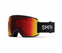 Smith Optics - Squad Chromapop Sun Red Mirror Goggles - Black
