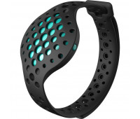 Moov Now Advanced Fitness Wearable - Aqua Blue