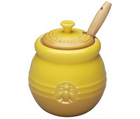 Le Creuset - Honey Pot with Silicone Dipper