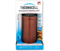Thermacell - Mosquito Repellent Patio Shield Metal Edition - Dark Bronze