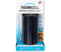 Thermacell - Mosquito Repellent Patio Shield Metal Edition - Obsidian