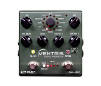 Source Audio - One Series Ventris Dual Reverb - MIDI Compatible Effects Pedal
