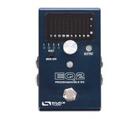 Source Audio - EQ2 Programmable EQ - MIDI Compatible Effects Pedal