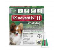 Bayer - K9 Advantix II Small 4-10#