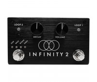 Pigtronix - Infinity 2 Stereo Double Looper Effects Pedal