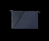 "Native Union Stow 15""-16"" Laptop Sleeve – Sleek & Slim 360-Degree Protection with Exterior Pocket – Compatible with MacBook Pro 16"", MacBook Pro 15"" (2016-2019) (Indigo)"