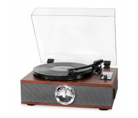 Park Avenue  Wood  Bluetooth Music Center with CD Player